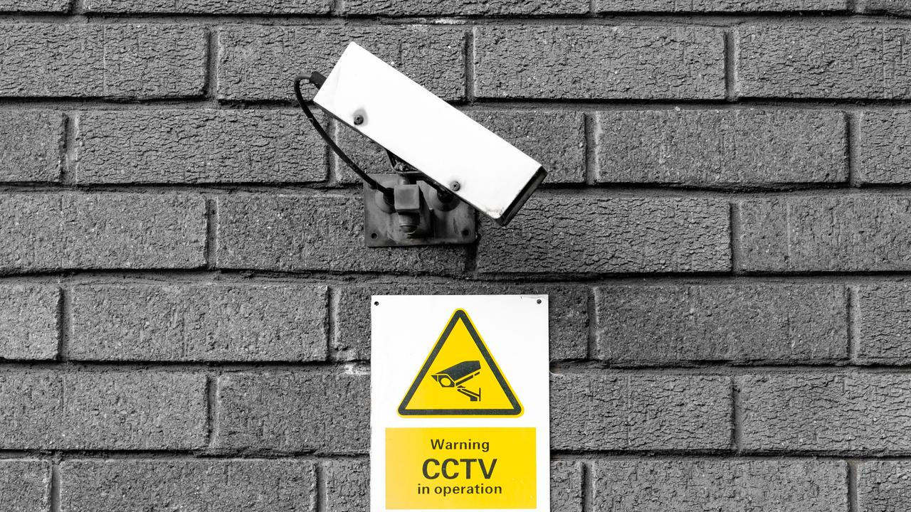 A man caught stealing twice was captured on CCTV.