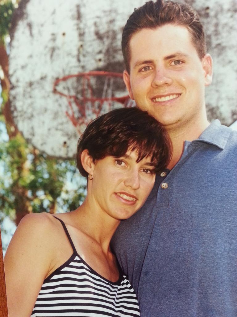Ryan and Theresa Stolberg