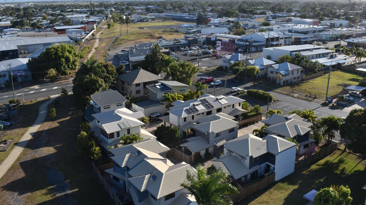 The December Real Estate Institute of Queensland market report found Mackay house prices rose by 6 per cent over 12 months, making the region one of the best performers in Queensland. Picture: Zizi Averill