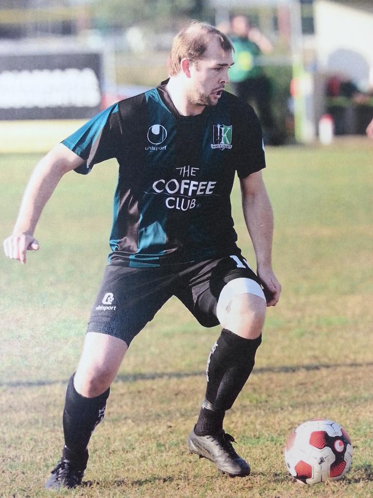 Ipswich footballer Adam O'Sullivan
