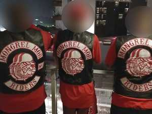 Bikie gang digs boots into region's underworld