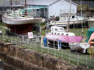 Jessica Watson's Pink Lady left to rot at museum