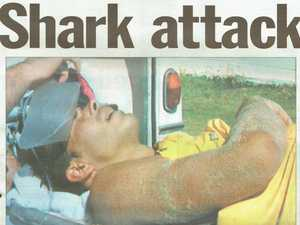 The shocking shark attacks that rocked the Coast