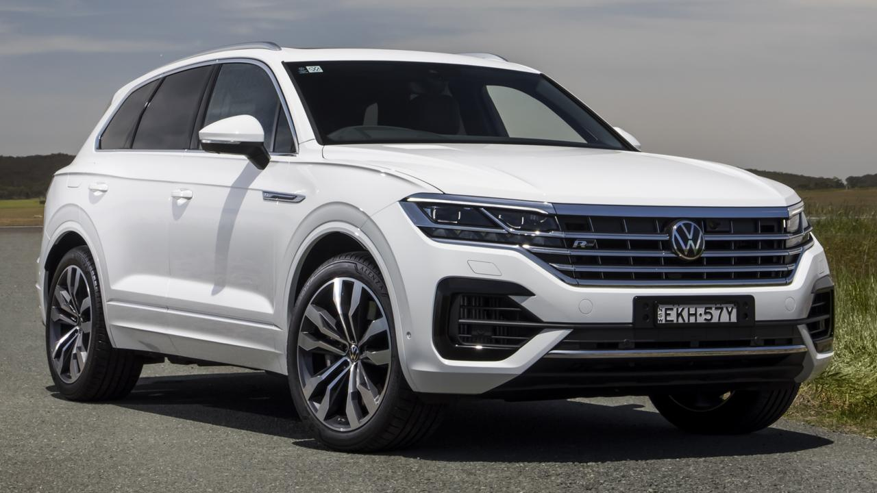 Volkswagen Touareg V8 TDI R-Line review: Pricey SUV is a secret bargain