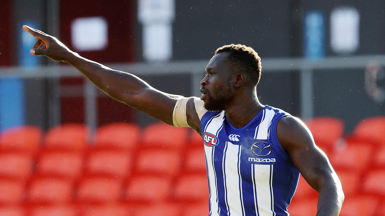 Majak Daw, Wylie Buzza and Paddy McCartin hold out hope of AFL lifeline