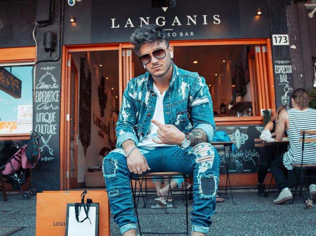 Michael Langanis from Langanis Cuts