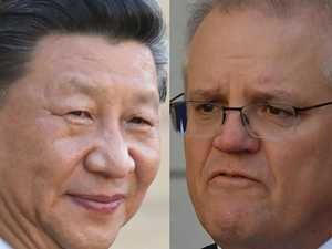 Canberra is now Beijing's whipping boy