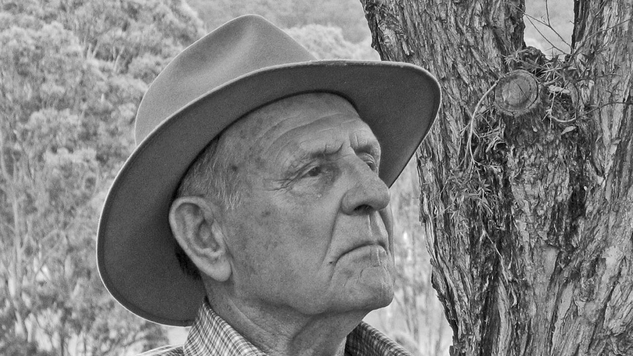 Australian shooting great Jim Rush