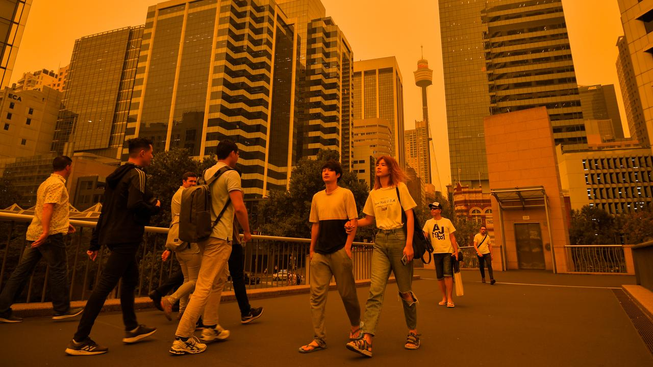 Australia's Black Summer may have marked the start of a new era. Picture: Paul Braven