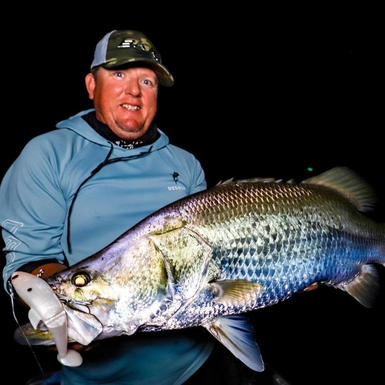 Troy, from Coffs Harbour, landed this beauty at Lake Callide Retreat.