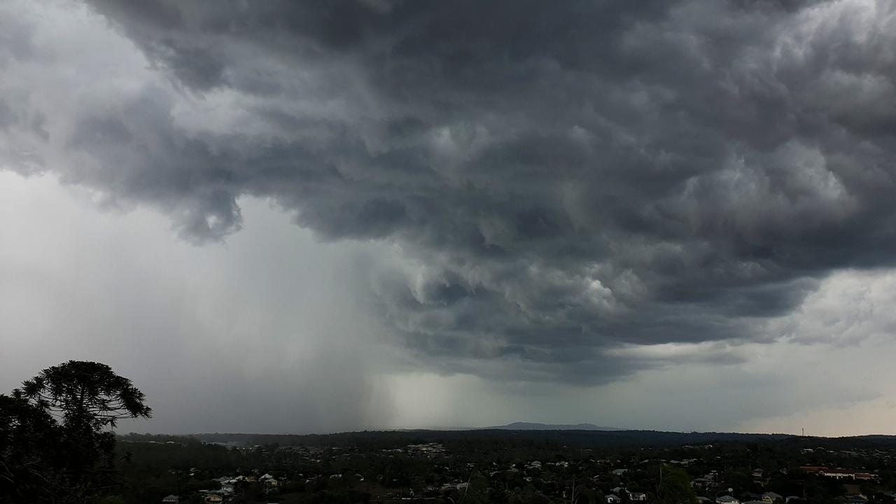 The Bureau of Meteorology is forecasting strong chances of rain every day this week in Ipswich and Springfield.