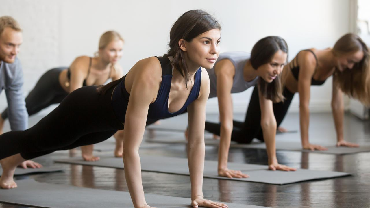 When it comes to staying active, Dani sticks to daily walks and low-impact yoga. Picture: Supplied