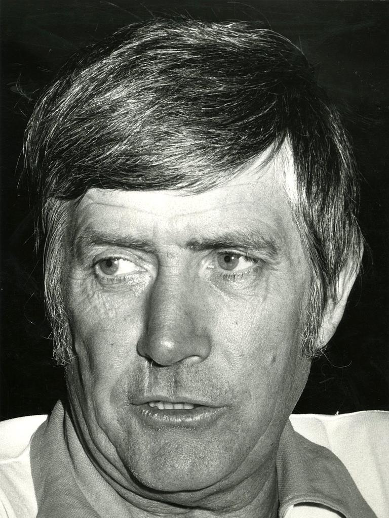 Former premiership-winning Ipswich United football coach Matt Carson had a winning formula.