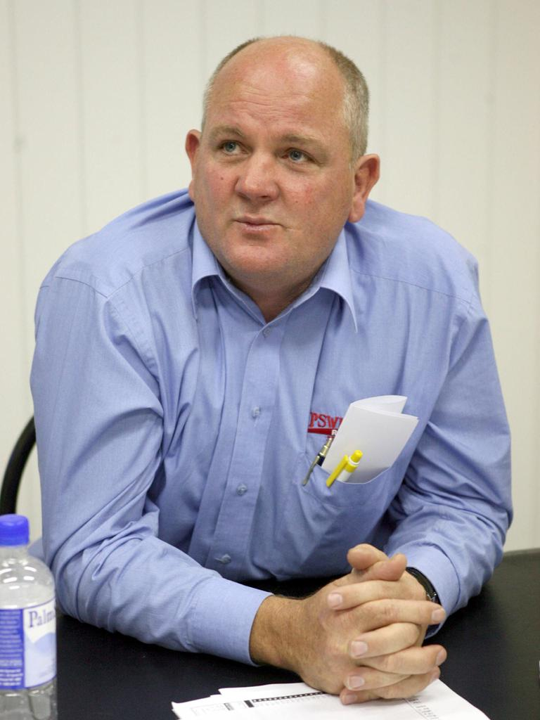 Former Ipswich Rugby League chairman Mark Boettcher. Picture: Nathan Richter