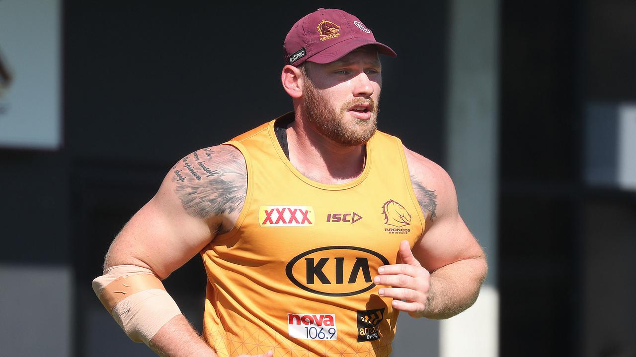 Brisbane Broncos to pay NRL rival to sign Matt Lodge