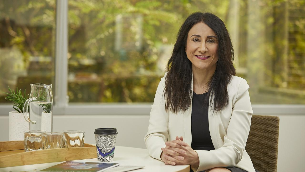 Real Estate Institute of Queensland CEO Antonia Mercorella.