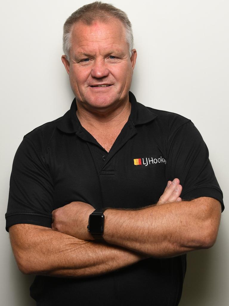 Rugby League Ipswich board member Darren Boettcher. Picture: Rob Williams