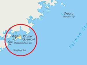 'Vulnerable': Island China will take first