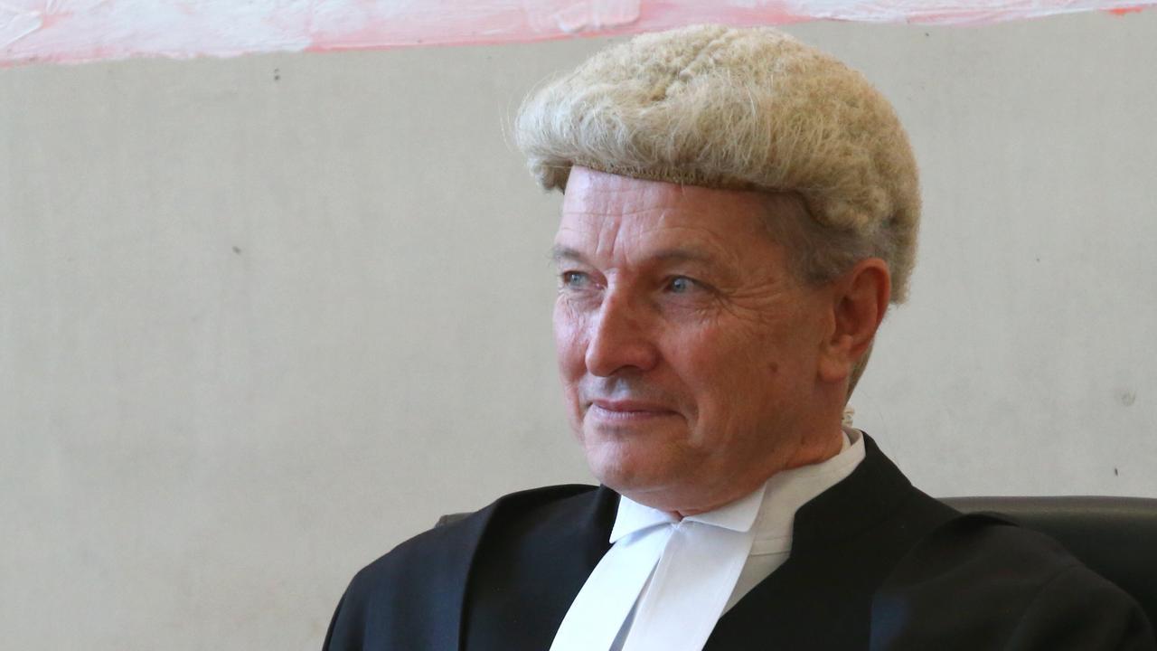 Justice Peter Applegarth