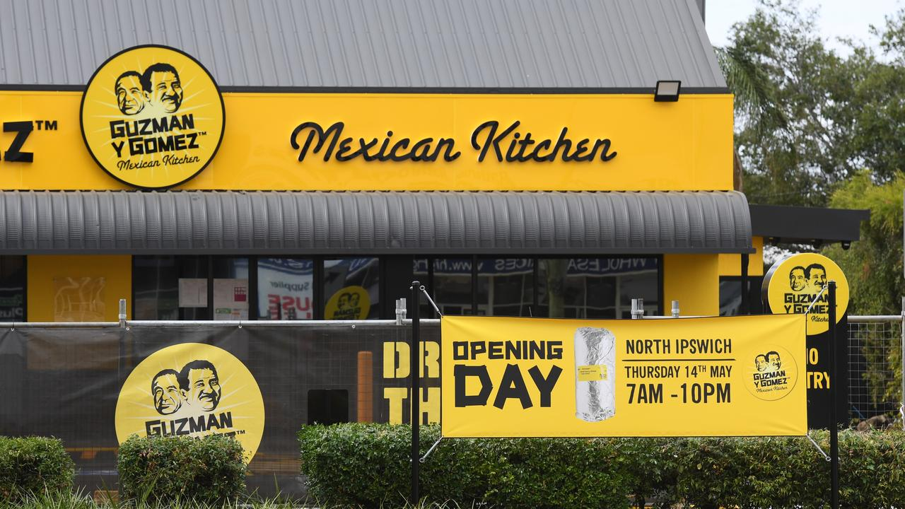 Guzman y Gomez has been opening a record amount of stores just before Christmas, and revealed where its next restaurants and jobs will be heading.