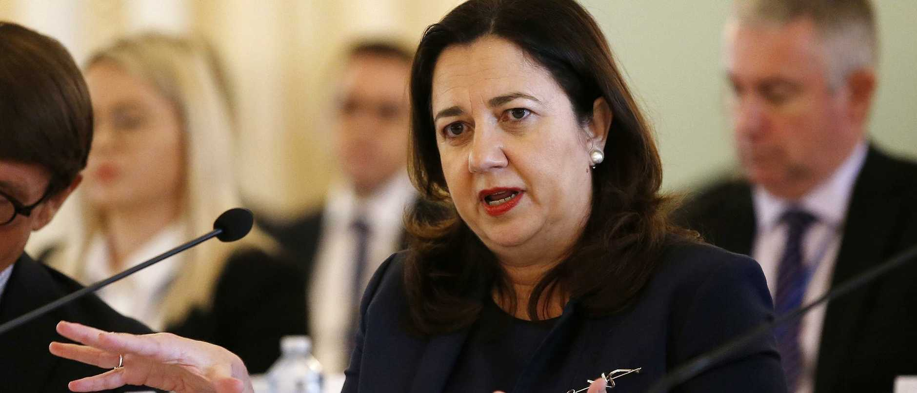 "The corruption watchdog has assessed several emails involving Annastacia Palaszczuk's private account, but their contents did not ""excite""."