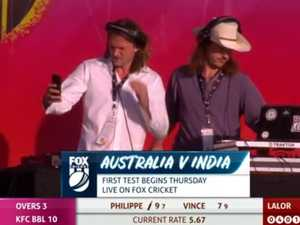 'Couldn't mix a cake': Cricket DJ roasted by stars