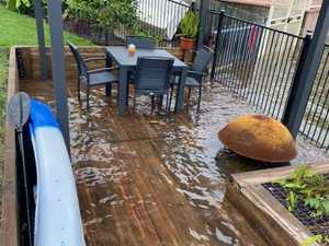 IN PHOTOS: Wet weather mayhem on Coast