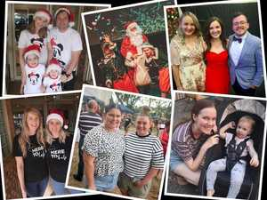 IN PHOTOS: Hundreds gather for Christmas celebrations