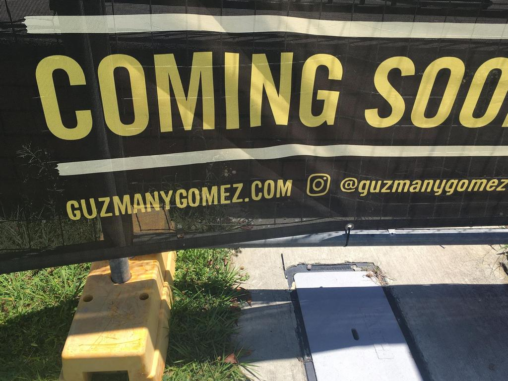 Guzman Y Gomez is opening in Caloundra, Queensland.
