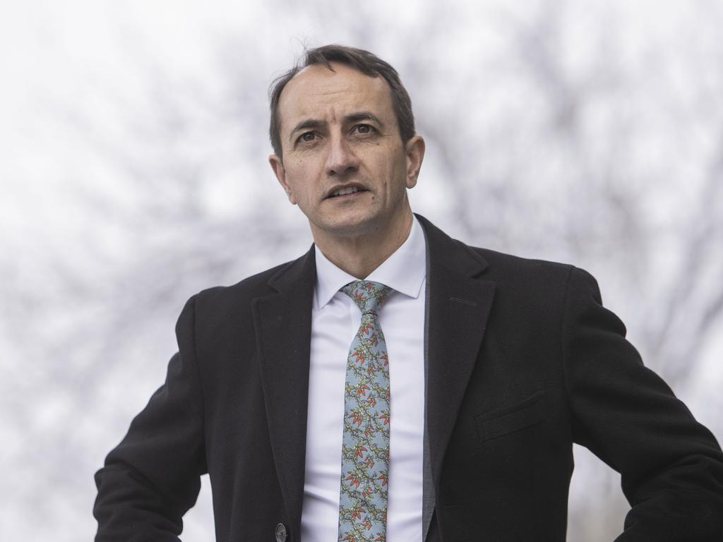 Dave Sharma was the Australian ambassador to Israel between 2013 and2017. Picture: NCA NewsWire/Gary Ramage