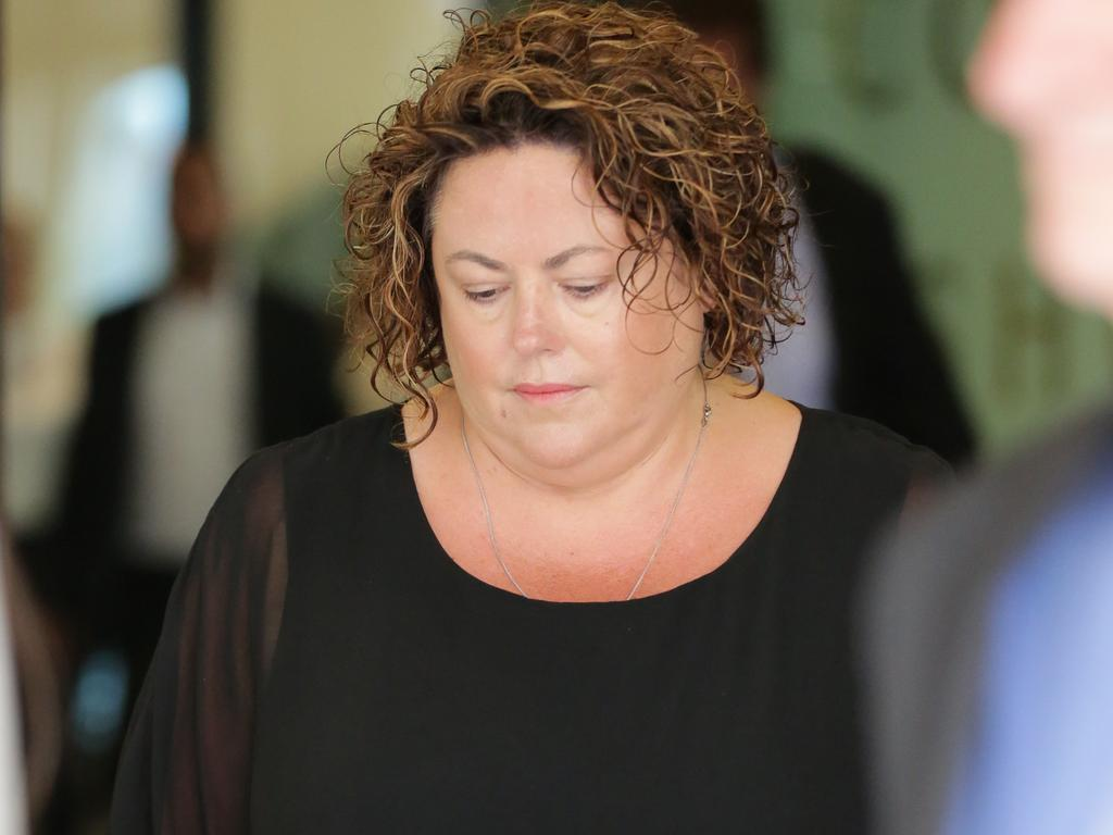 Rosemary Rogers has pleaded guilty to fraud offences. Picture: NCA NewsWire / Christian Gilles