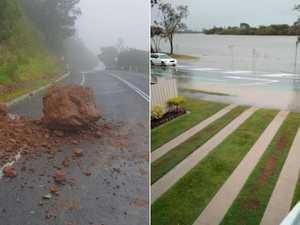 MEGA GALLERY: Wild weather unleashes on Coast