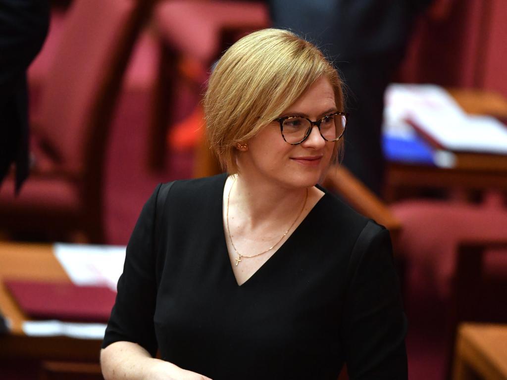 LNP senator Amanda Stoker