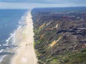 The parts of Fraser Island you can visit from today