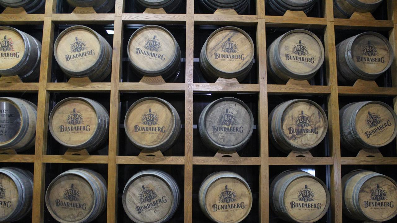 HIDDEN BARRELS: Bundaberg Rum's Duncan Littler talks about their latest product and how they keep creating new rum.