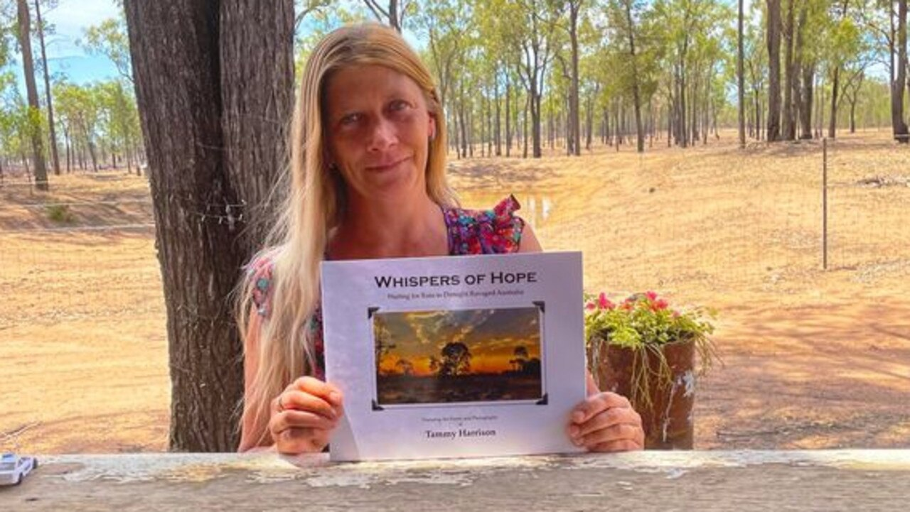 AWESOME PHOTOS: Cecil Plains resident Tammy Harrison has released a new book with her poems and breathtaking photos. Picture: Contributed
