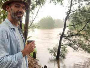 Rivers and creeks on the rise as SES waits for more