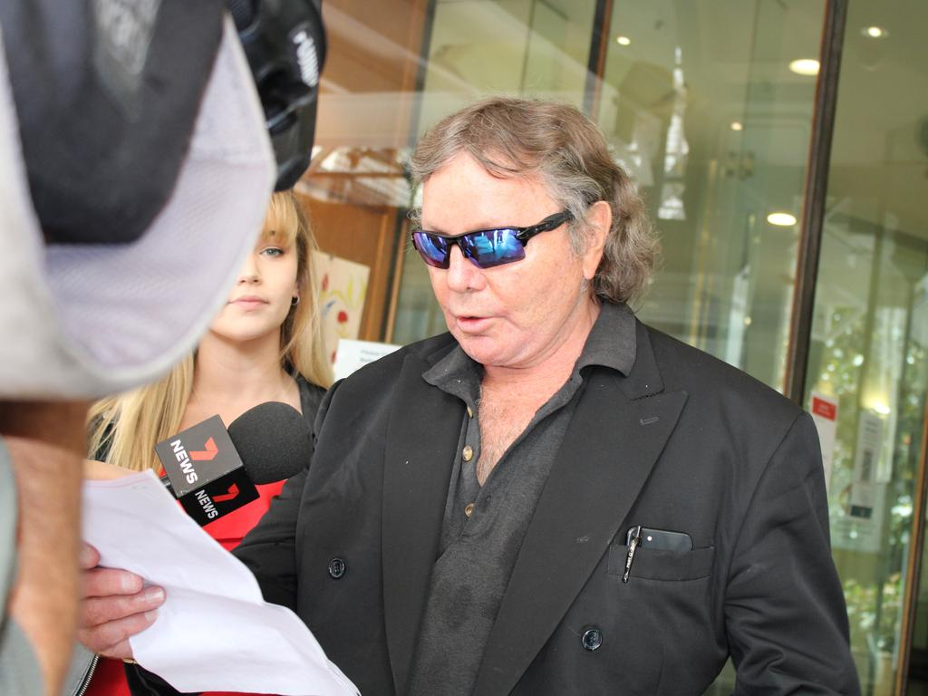 Renowned Sydney lawyer Peter Lavac delivered a scathing assessment of the ordeal after the court decision. Picture: NCA NewsWire / Christian Gilles