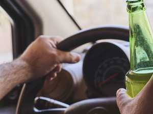 Drink-driver's shocking alcohol reading