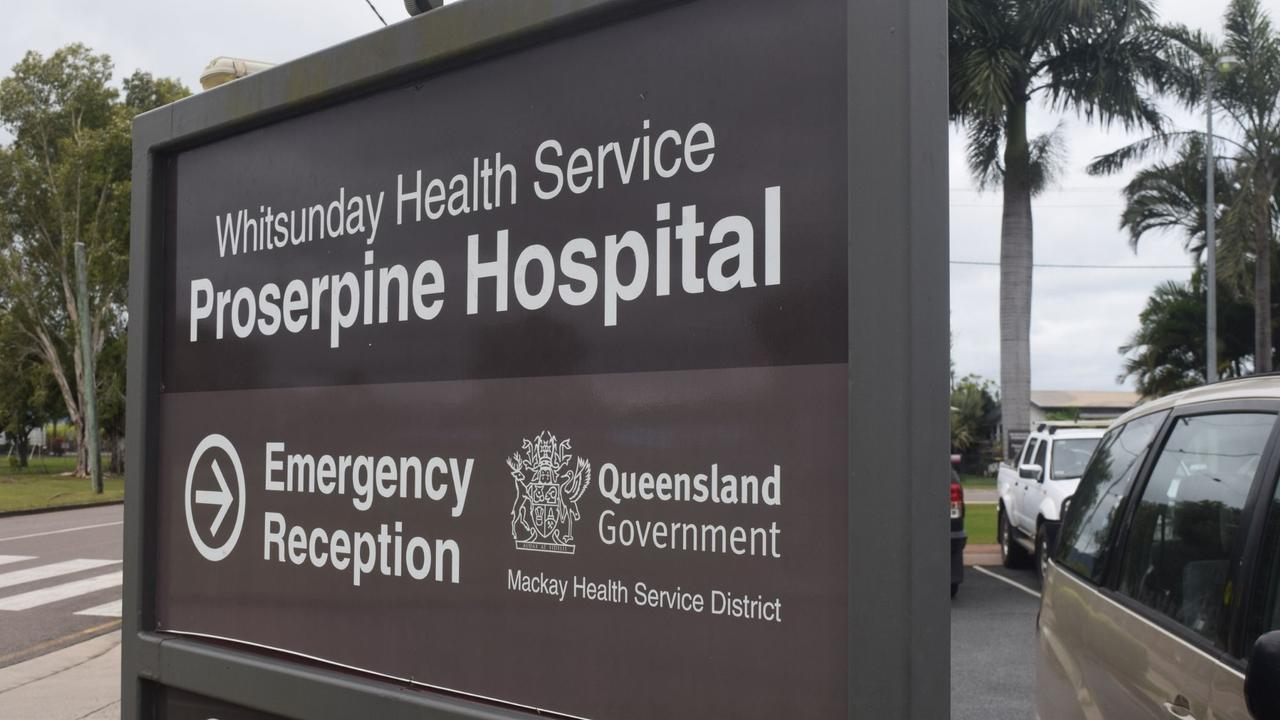 A man has been charged after allegedly causing a disturbance at Proserpine Hospital. Picture: Laura Thomas