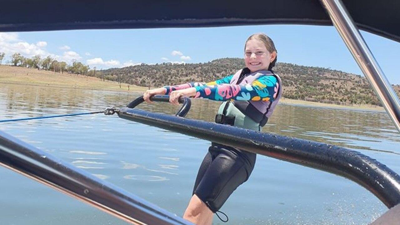 Callide dam is popular for recreational activities. FILE PHOTO.