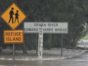 FIRST FLOODS: Grafton's wettest December on record