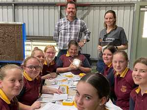 Chinchilla students bring light to overseas kids in poverty