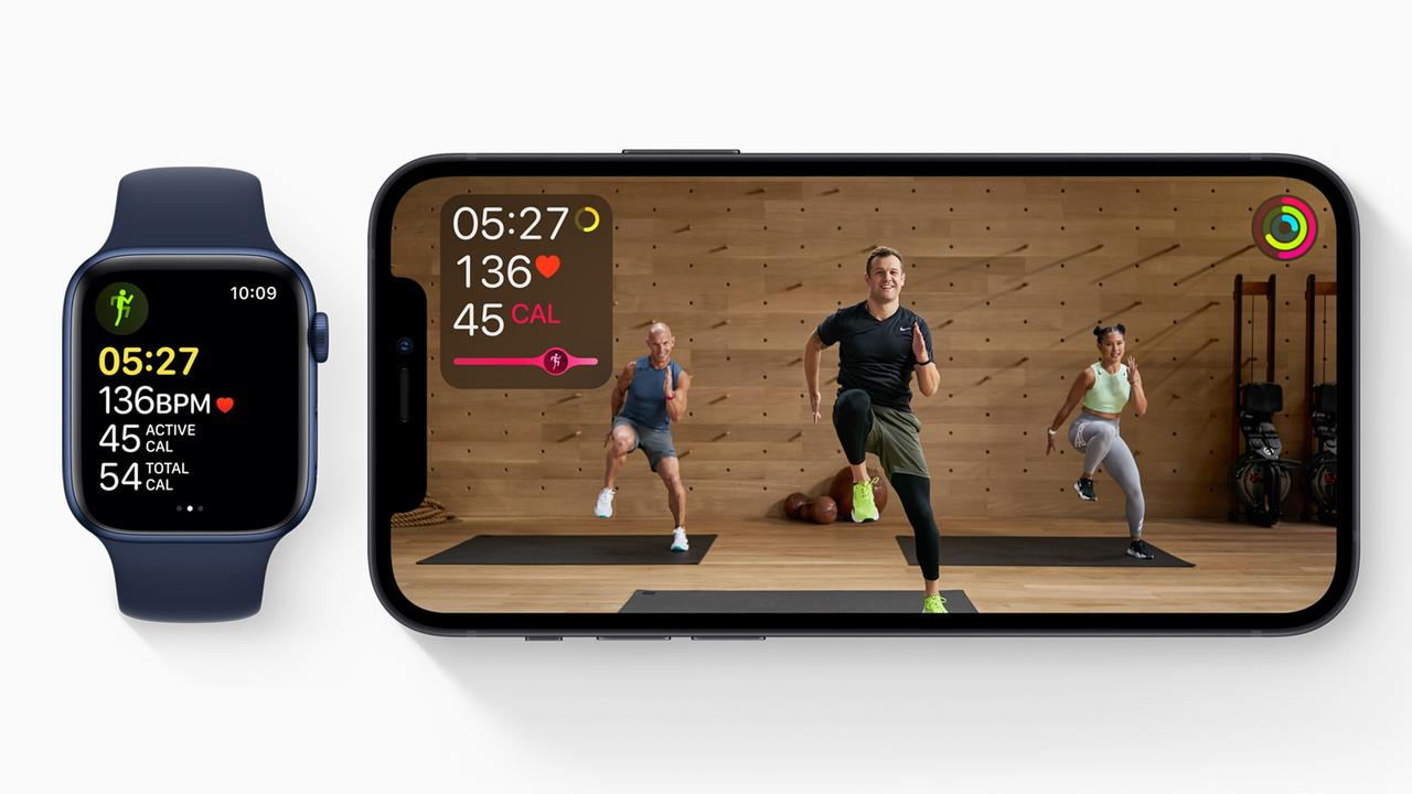 Apple will launch its Fitness+ service in Australia on December 15.