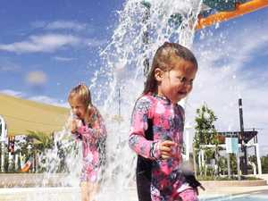 Massive $11.5m free water park opens