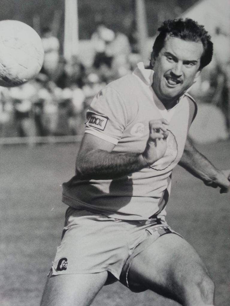 """One of Ipswich's best footballers Ian """"Lodger'' Lawrie"""