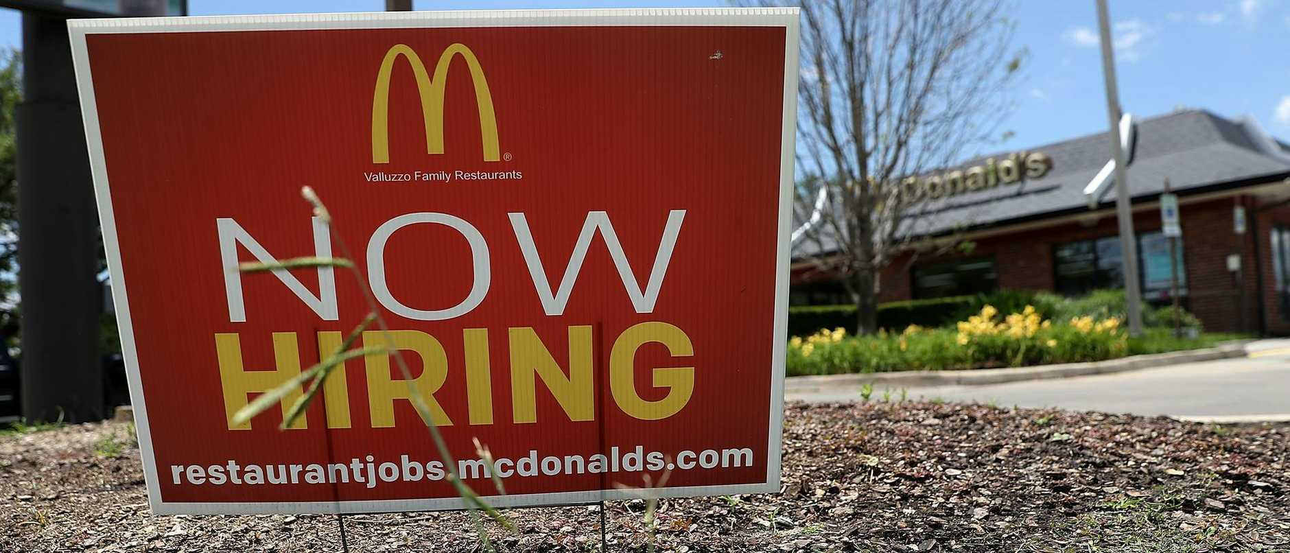 Three McDonald's are at the centre of a Federal Court battle over paid downtime that could have nationwide implications.