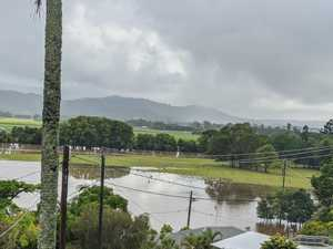 Murwillumbah flood water rises as residents prepare to evacuate
