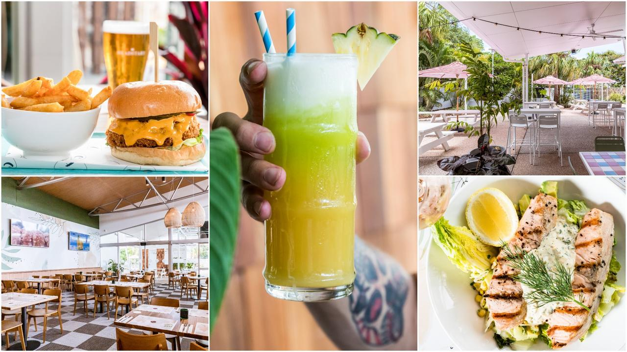 Chancellors Tavern have unveiled their new look and new menu after a $1.8 million refurbishment. Pictures: Marzena Alonso
