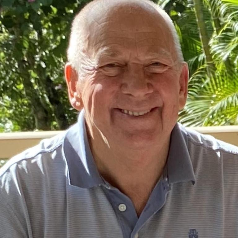 Graeme Juniper says retirement is not on the agenda.